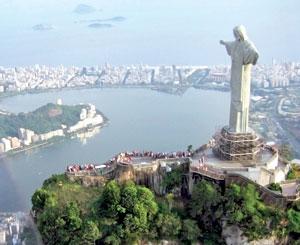 ریودوژانیرو- مجسمه مسیح