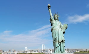 نیویورک- مجسمه آزادی