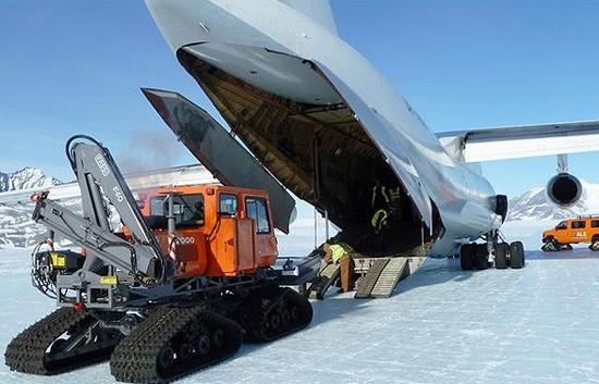حفاری یک دریاچه قطبی برای کشف جهان گم شده