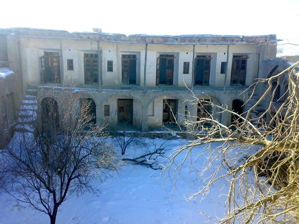 آشنایی با جاذبههای گردشگری نراق - مرکزی