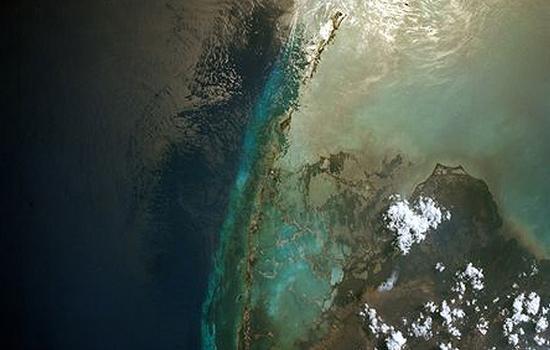 تصاویر دیجیتالی سپیده دم فتح فضا