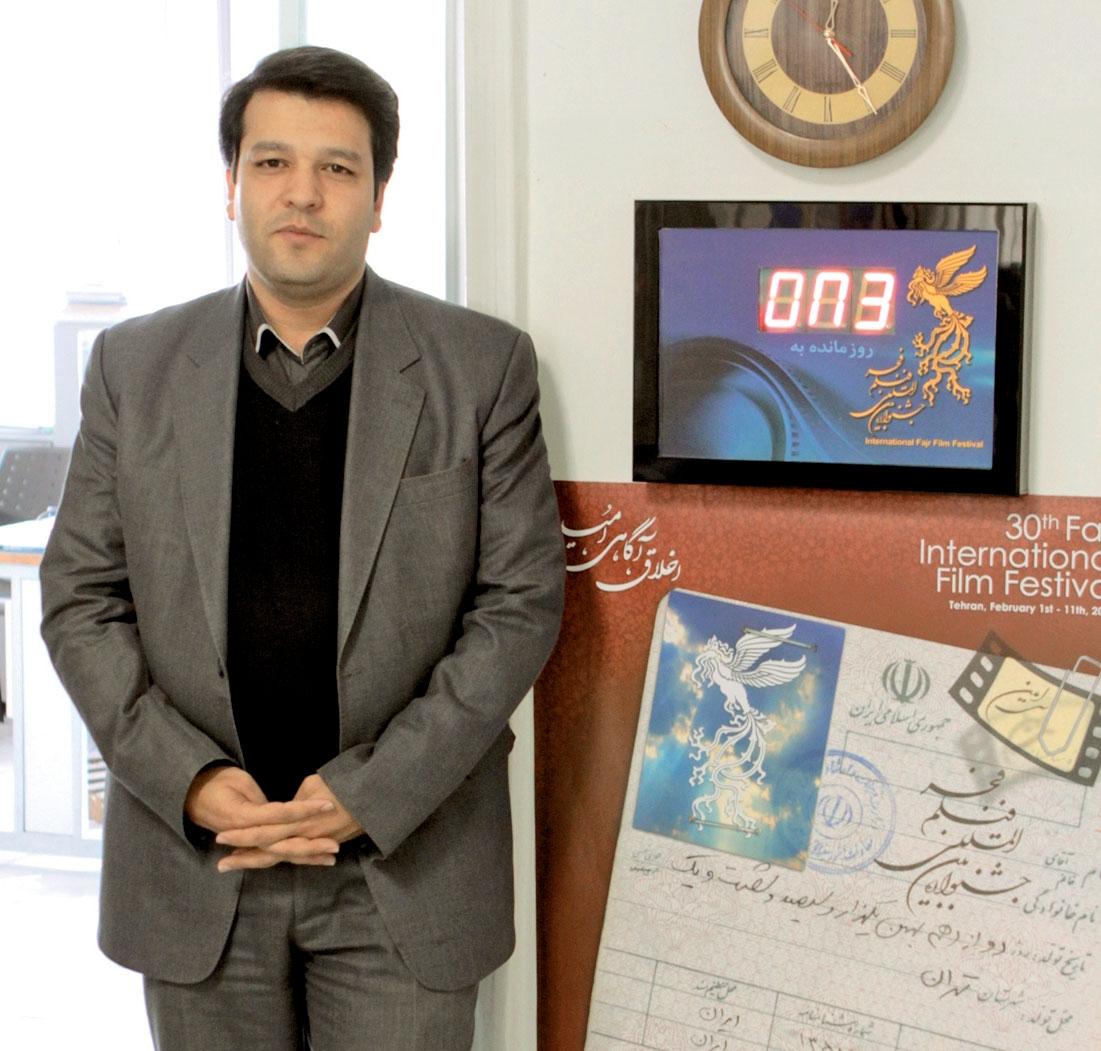 محمدخزاعی - دبیرجشنواره فیلم فجر
