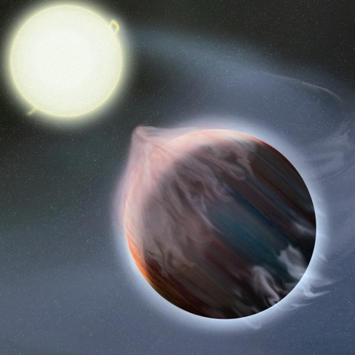 فضا - سیاره