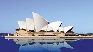 سیدنی- خانه اپرا