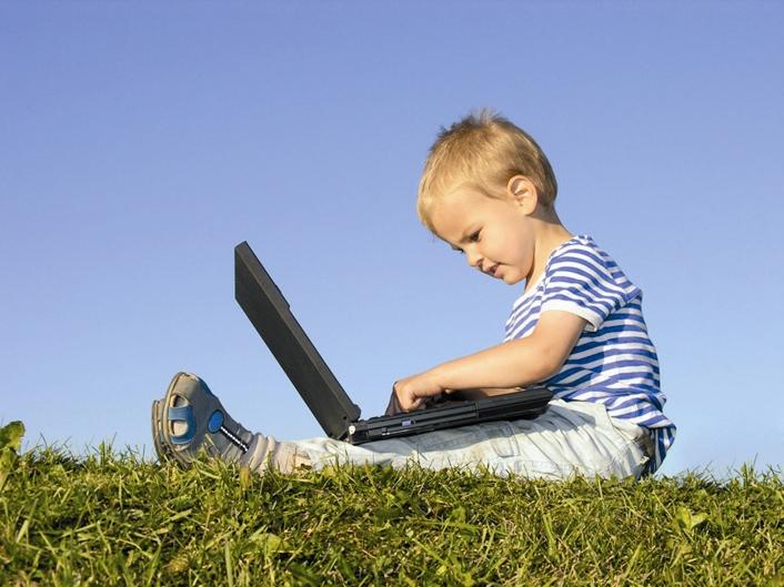کودک - اینترنت