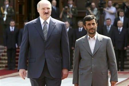 بلاروس تحریم علیه ایران را محکوم کرد