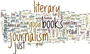 روزنامه نگاری ادبی