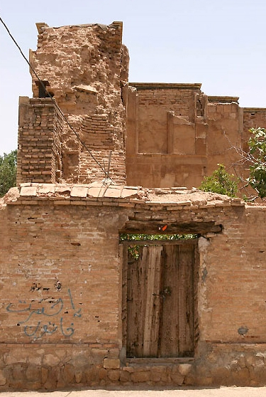 آشنایی با آرامگاه اَبش خاتون - فارس