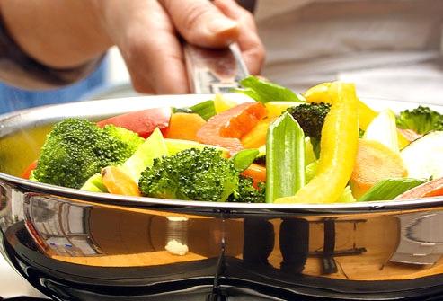 تاثیر رنگ در رژیم غذایی