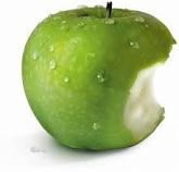 با مصرف روزانه سیب لاغر شوید