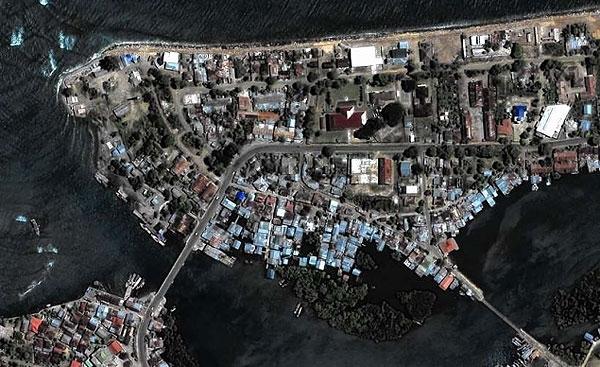 زمین لرزه 7.3 ریشتری در جنوب اندونزی