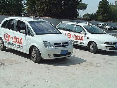 italy taxi