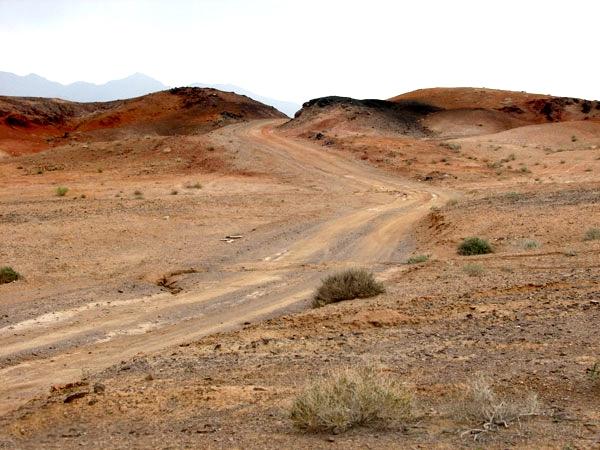 آشنایی با پارک ملی کویر - سمنان