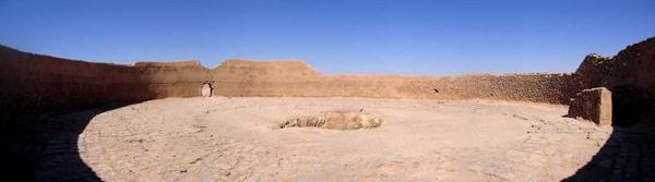 برج خاموشان - یزد