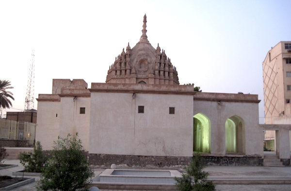 آشنایی با معبد هندوها - هرمزگان