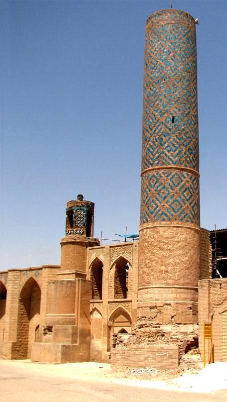 آشنایی با مسجد جامع شوشتر - خوزستان