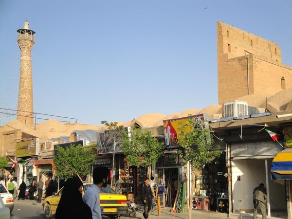 آشنایی با مسجد جامع سمنان