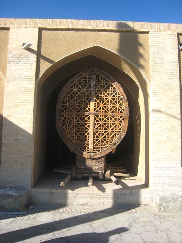 آشنایی با موزه مردمشناسی نراق - مرکزی