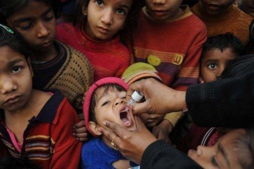 هند اولین سال بدون فلج اطفال را پشت سر گذاشت