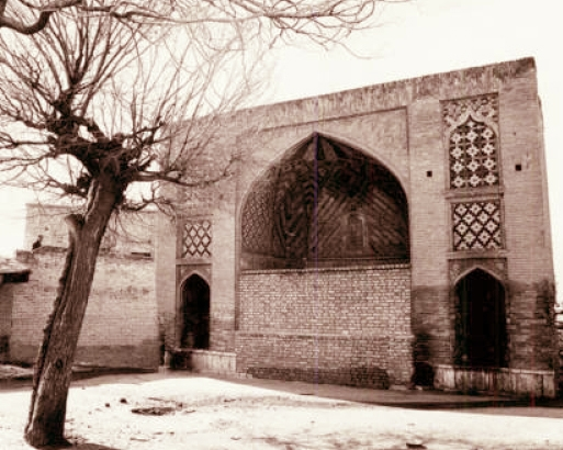 آشنایی با آبانبار سردار - قزوین