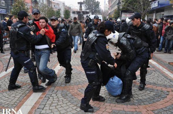 ادامه اعتراض ها به استقرار رادار سپر موشکی ناتو در ترکیه