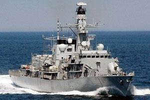 احتمال حضور نظامی انگلیس در خلیج فارس