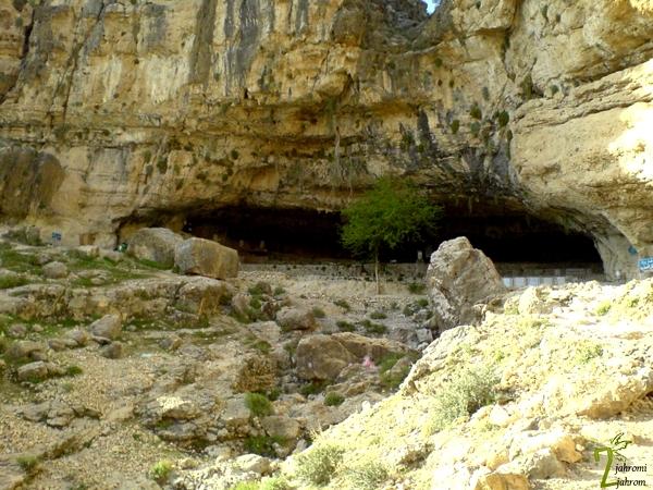 آشنایی با غار وراء - فارس