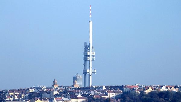 آشنایی با برج تلویزیونی ژیژکوف - جمهوری چک
