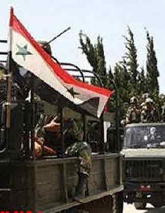 سوریه ارتش