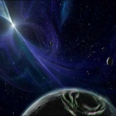 ستارههای مرده GPS های فضایی