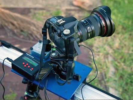 سیستم عکاسی مداوم ریلی