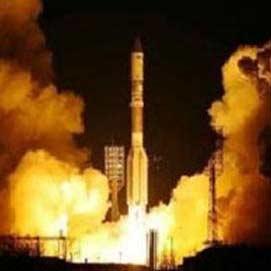 ماهواره مخابراتی آمریکا با موشک روسیه پرتاب شد