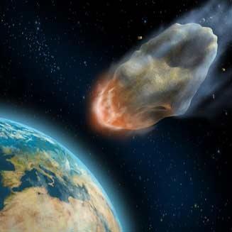 جنگ موشکی با سیارکها