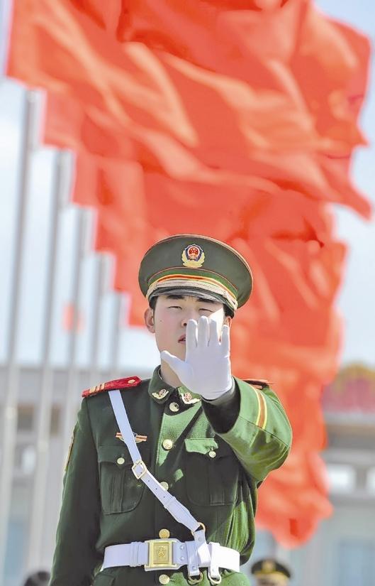 سرباز چینی