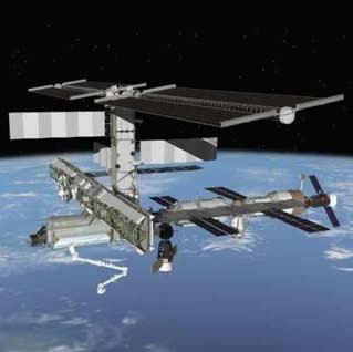 سایوز به ایستگاه فضایی ملحق شد
