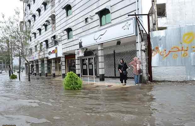 آبگرفتگی سیلاب