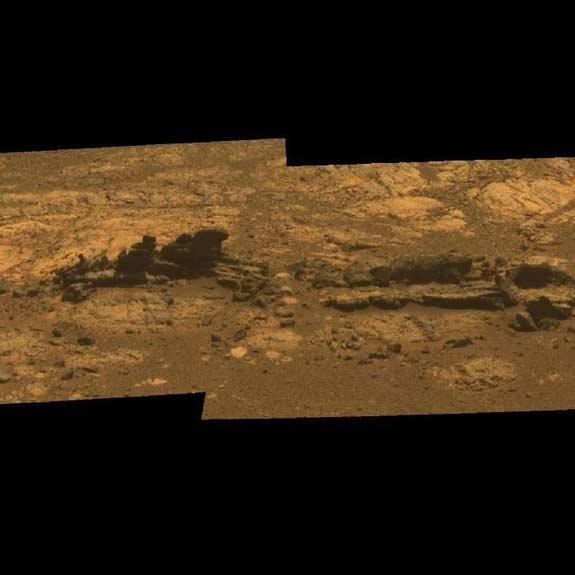"""آغز کاوشهای تازه مریخ نورد """"فرصت"""""""