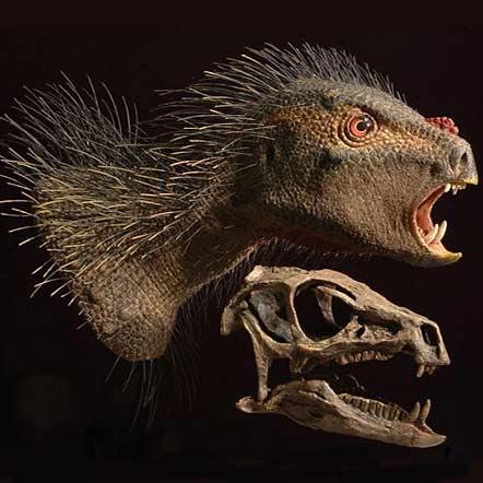 دایناسور کوتوله گیاهخوار با دندانهای خونآشامی