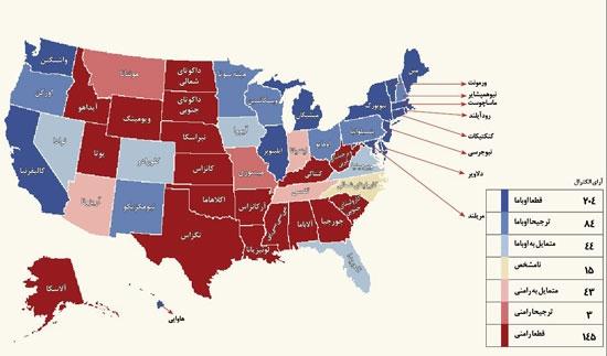 انتخابات - آمریکا