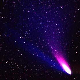 درخشانترین ستاره دنباله دار در راه زمین