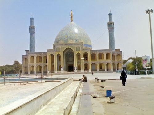 امامزاده آقاعلی عباس - اصفهان