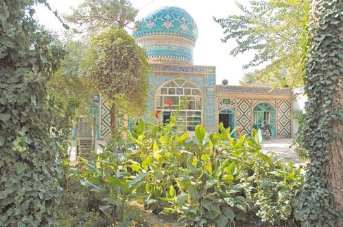 امامزاده محمد - کرمان