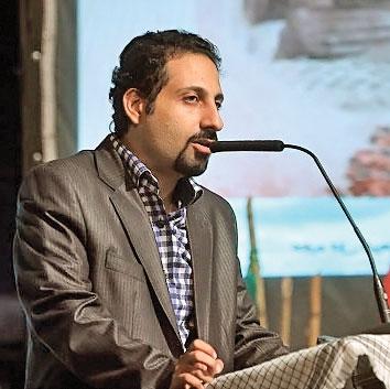 علی فردوسی - شاعر