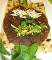 آشنایی با روش تهیه بریونی (بریانی)- غذای محلی اصفهان