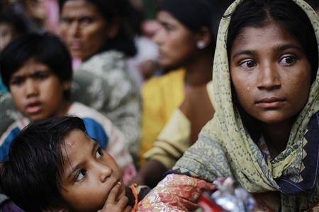 26هزا تن آواره حاصل دور جدید نسل کشی مسلمانان میانمار