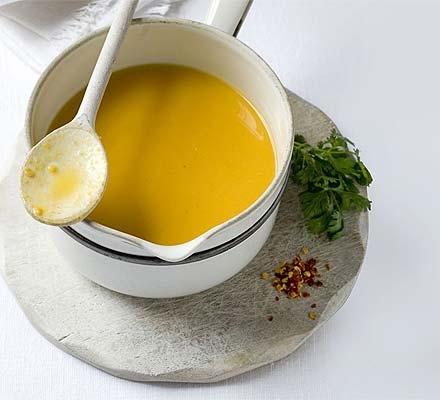 آشنایی با روش تهیه سوپ عدس اسپایسی