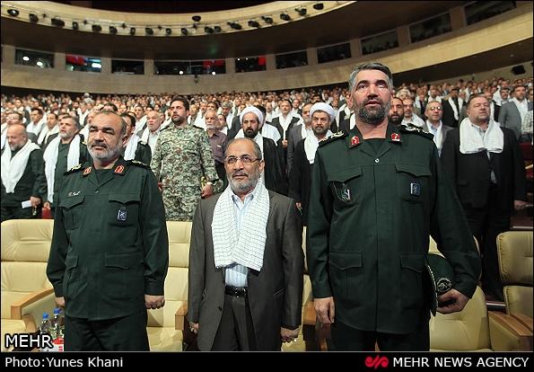 کنگره سرداران و  چهل هزار شهید تدارکات و پشتیبانی سپاه