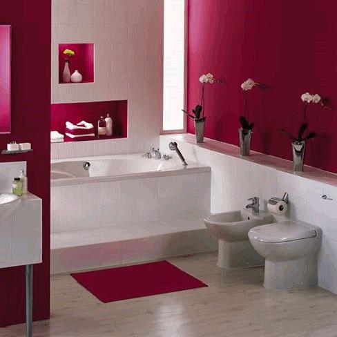 آشنایی با دکوراسیون حمام و دستشویی