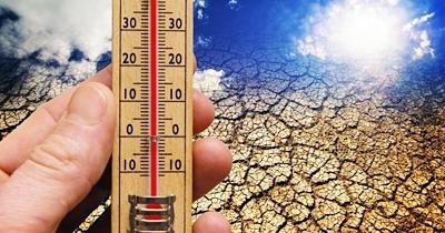 تغییرات آب و هوایی