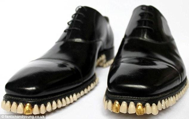 کفشهایی برای هالووین